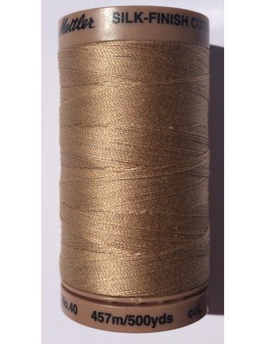 Hilo 100% algodón Mettler Silk Finish Cotton 0285