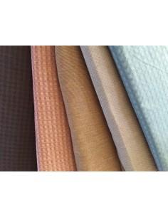 Pack telas japonesas tramadas colores