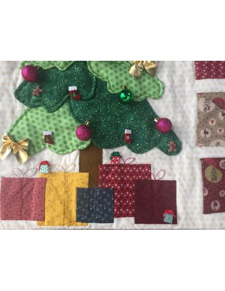Kit Santa´s Christmas Tree