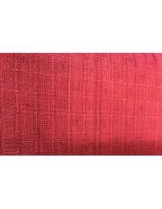 Tela patchwork japonesa rojo burdeos