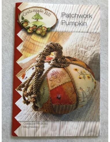 Patrón patchwork Pumpkin Crabapple Hill