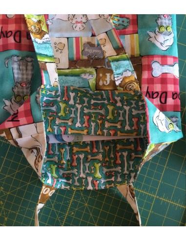 Shopper bag patrón