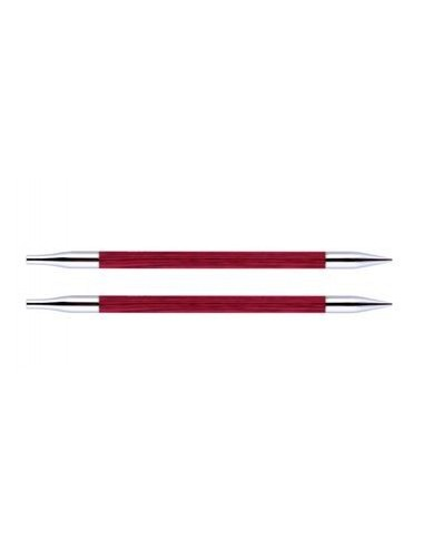 Agujas tejer Royale intercambiables 4mm KnitPro