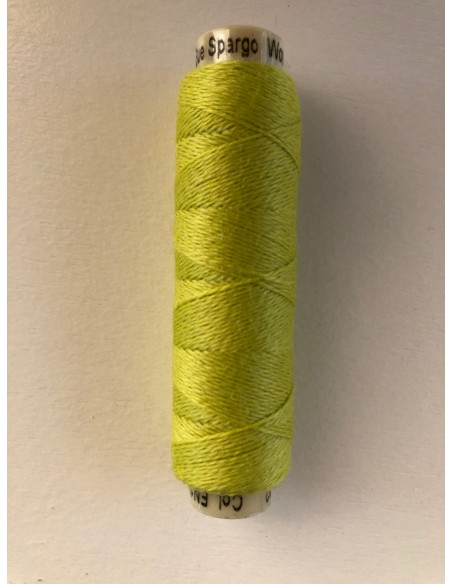 Hilo lana verde claro Ellana de Sue Spargo EN10
