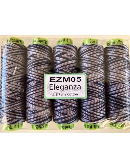 Hilo Eleganza EZM05 algodón Perlé de Sue Spargo