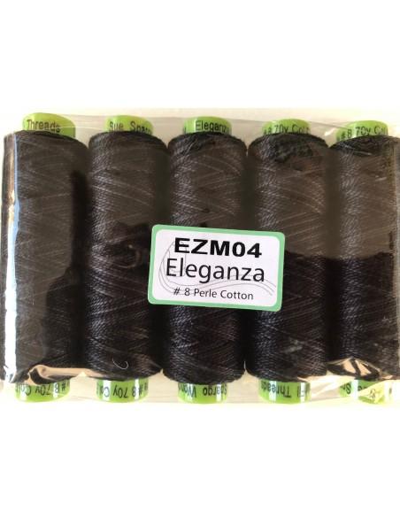 Hilo Eleganza EZM04 algodón Perlé de Sue Spargo