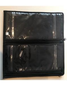 Organizador 2 bolsillos cada lado de hilos Sue Spargo