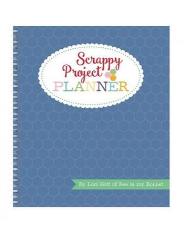 Agenda Lori Holt Scrappy project planner