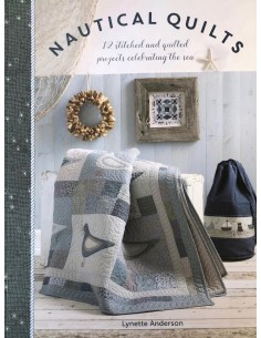 Nautical Quilts de Lynette Anderson