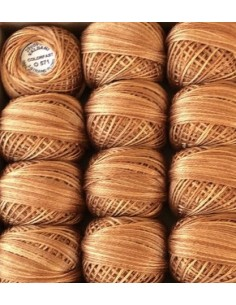 Hilo Valdani 3-Strand Cotton Floss O 571 Mostaza oscuro