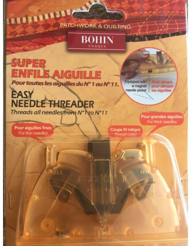 Enhebrador agujas Bohin