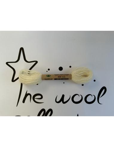Hilo de lana W400 Ivory Valdani