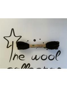 Hilo de lana negro W111...