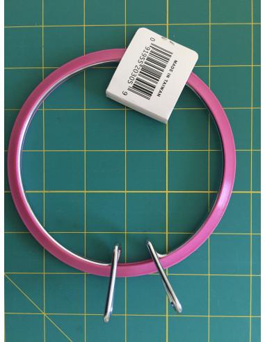 """Bastidor 5"""" plástico en color Rosa..."""