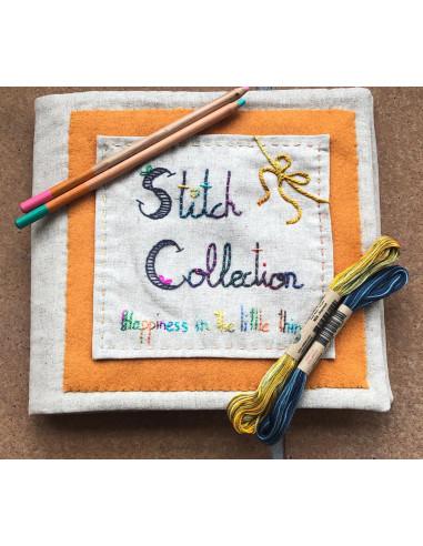 Envío 1: SAL Stitch Collection y La...