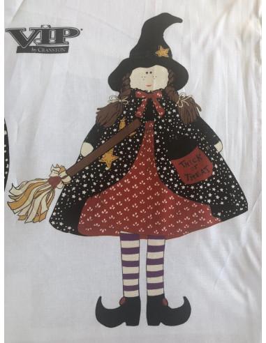 Panel muñeca bruja