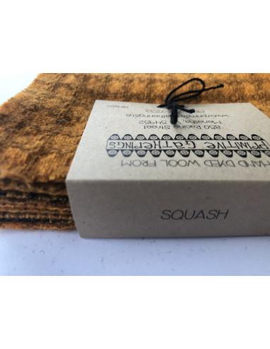 Charm Wool precortados de lana Squash