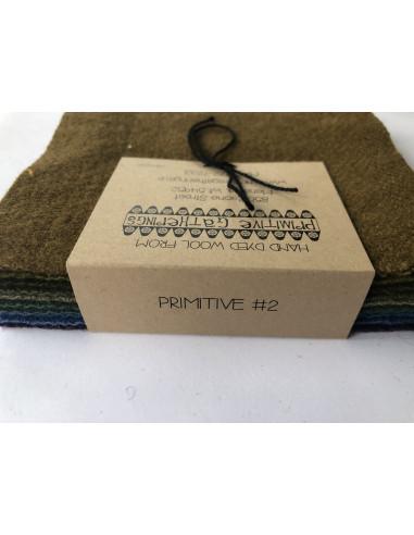 Charm Wool precortados de lana...