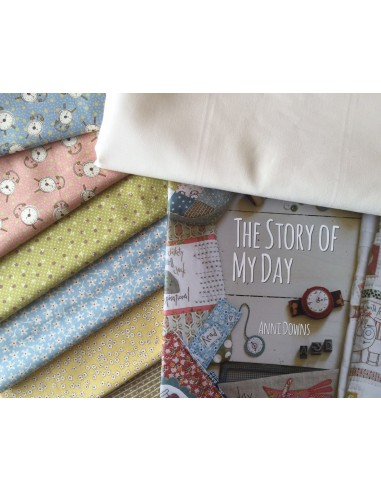 Kit más completo: Quilt The Story of...