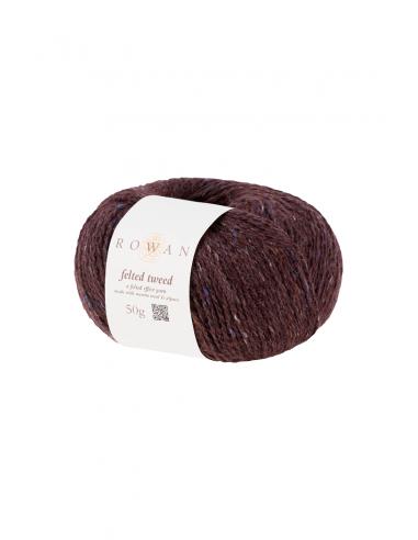 Ovillo Felted Tweed lana Rowan
