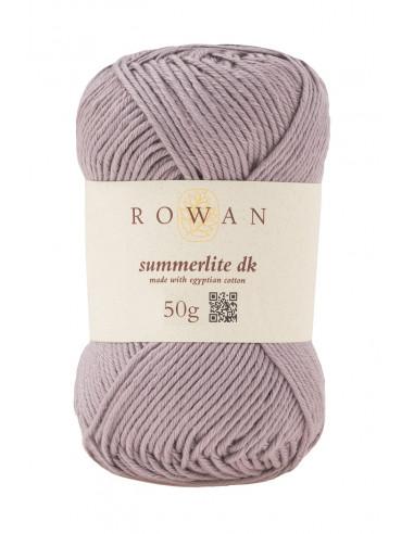 Ovillo Summerlite DK algodón Rowan