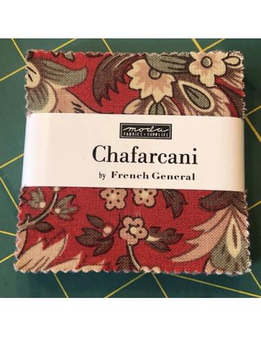 """Mini charm pack 2 1/2"""" Chafarcani..."""