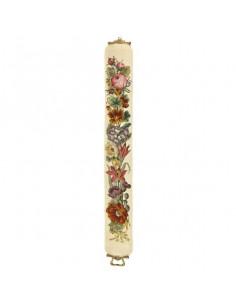 Kit Bell pull flores estilo...