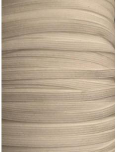 Goma plana blanca 0,5cm...