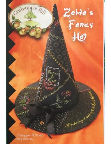 Sombrero bruja patchwork Zelda´s Fancy Hat