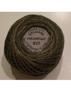 Hilo Valdani 3-Strand Cotton Floss 822-verde oliva