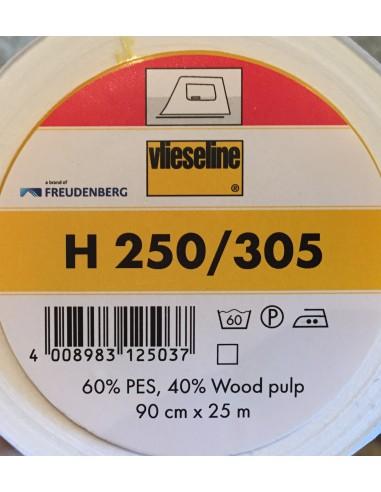 Entretela H250 para aplicación