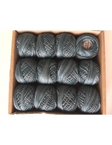 Hilo Valdani 3-Strand Cotton Floss O31- Tealish Blue