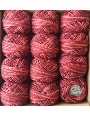 Hilo Valdani 3-Strand Cotton Floss H204 Nostalgic Rose - Heirloom Collection