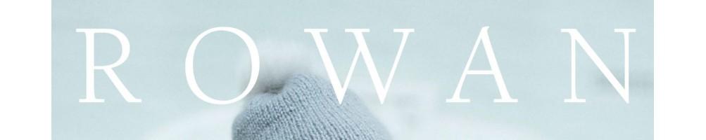 Ovillos Rowan de algodón, lana, y productos exclusivos.