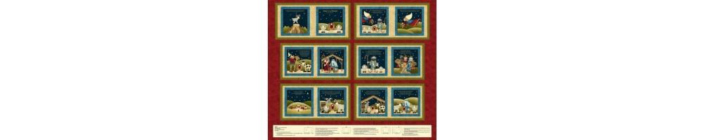 Telas Henry Glass de patchwork ideales para quilts.