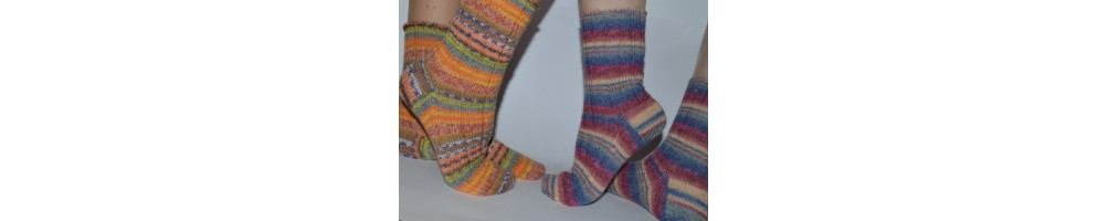 tejer calcetines opal