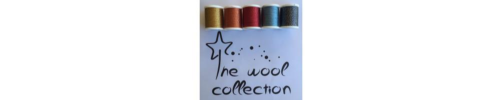 hilos madeira metalicos suaves bordar a mano y a máquina