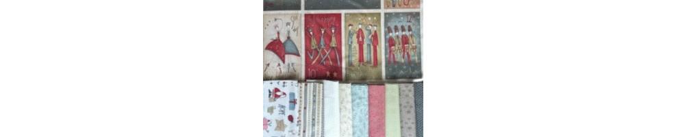Telas patchwork Anni Downs, las últimas colecciones en tu tienda online de patchwork
