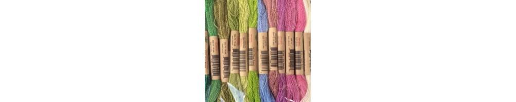Hilo lana para bordar Valdani bordado crewel