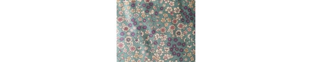 Telas frou frou para patrones de costura