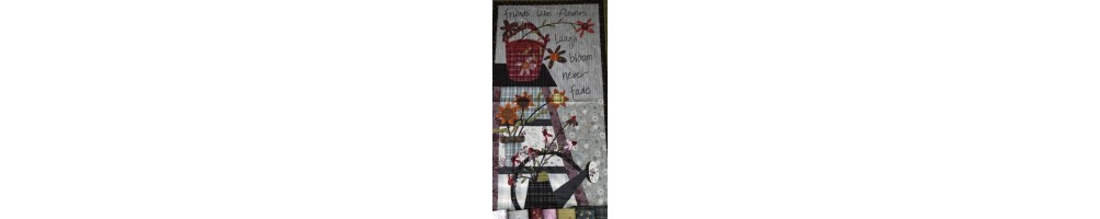 Tela patchwork One Sister