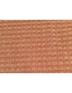 Tela patchwork japonesa tramada roja