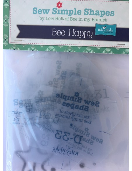 Kit SAL Quilt Bee Happy de Lori Holt