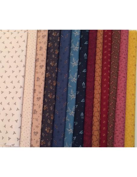 Pack de telas colección básicos Marcus Fabrics