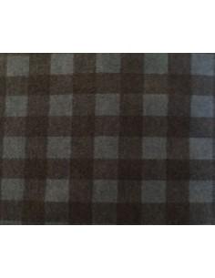 Tela Franela azul cuadros Wool and Needle Flannels V de Primitive Gatherings