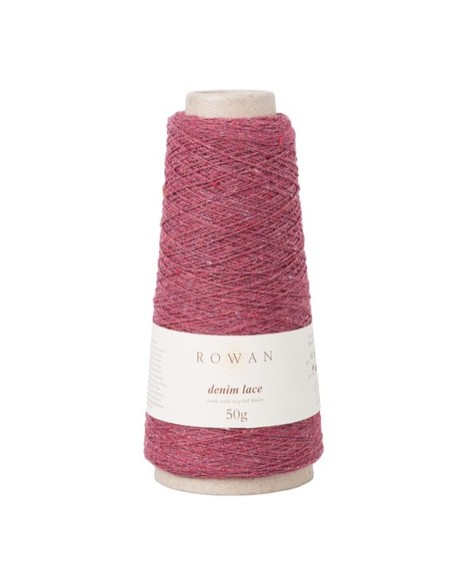 Rowan denim lace rosa