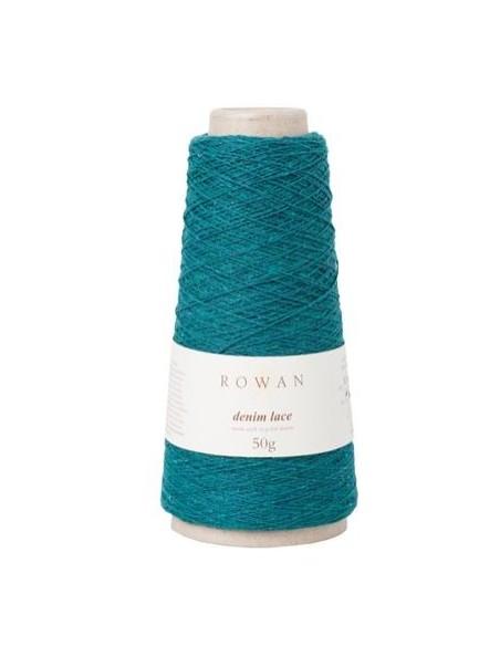 Rowan denim lace rosa