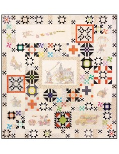 The Stitchwitch Spellbinders Quilt