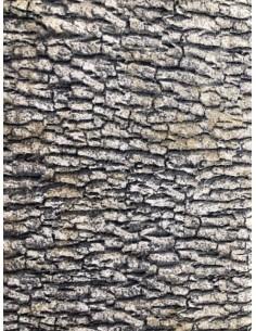Tela patchwork piedras reales muro en tono grises