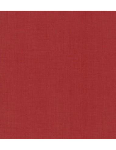 Tela patchwork lisa roja, Jardín de Versailles de French General